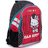 Рюкзак, мягкая спинка, Hello Kitty