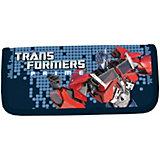 Пенал ламинированный, жесткий с наполнением (11 предметов), Transformers