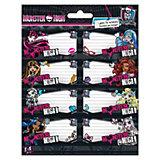 Наклейки для тетрадей, Monster High