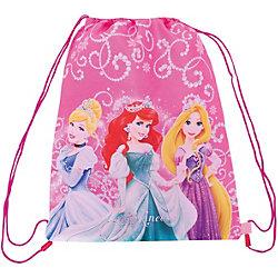 Сумка-рюкзак для обуви, Принцессы Дисней