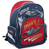 Школьный рюкзак с эргономичной EVA-спинкой, Самолеты