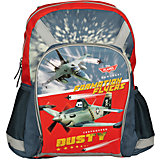 Школьный рюкзак с мягкой спинкой, Самолеты