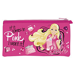 Пенал неопреновый широкий, Barbie