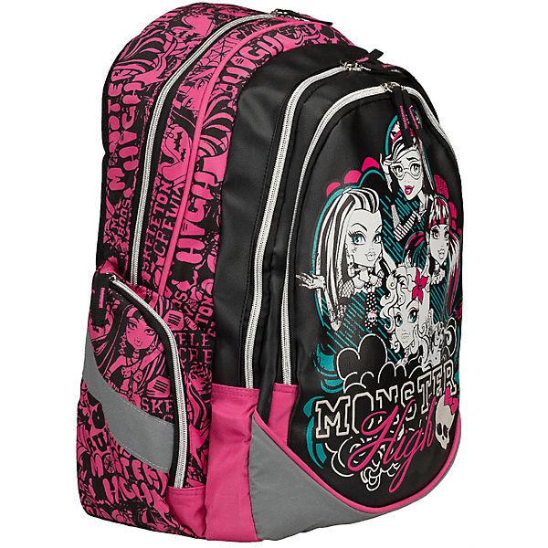 Школьный рюкзак, Monster High