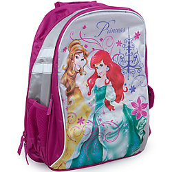 Школьный рюкзак с мягкой спинкой, Принцессы Дисней