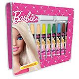 Набор для творчества: 25 предметов, Barbie