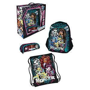 Набор школьницы: 3 предмета, Monster High