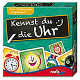 Mini Lernspiel - Kennst du die Uhr