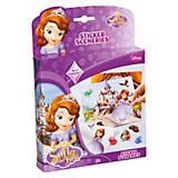 TOTUM SOFIA THE FIRST STICKERS SCENERIES