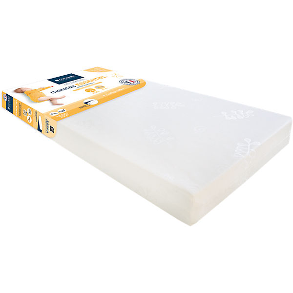kinder matratze essentiell 60 x 120 cm candide mytoys. Black Bedroom Furniture Sets. Home Design Ideas
