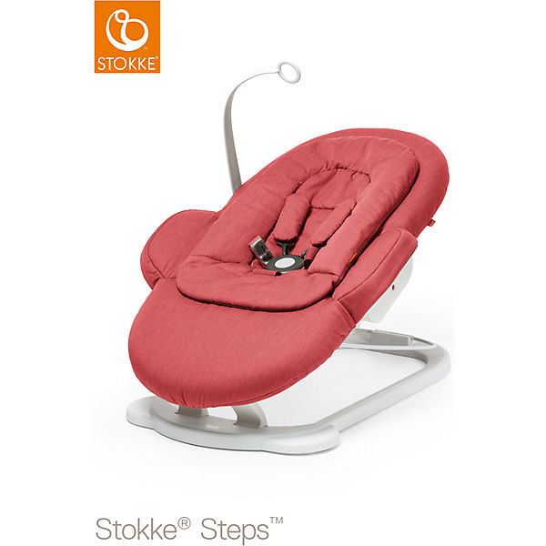 Steps™ Bouncer,  Red