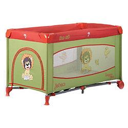 Манеж-кровать C3 Lion, Jetem