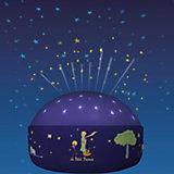 Nachtlicht Der kleine Prinz, LED Sternenlicht mit Farbwechsler