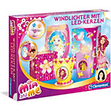 Mia and Me - Windlichter mit LED Kerzen