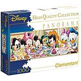 Panorama Puzzle - 1000 Teile - Disney Babys