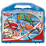 Würfelpuzzle 12 Teile - Planes