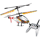 CARRERA RC Helikopter Black Stinger 3-Kanal Gyro 2.4 GHz Rotordurchmesser: 18cm
