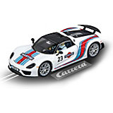"CARRERA DIGITAL 132/ EVOLUTION 20030698 Porsche 918 Spyder ""Martini Racing, No.23"""