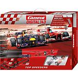 CARRERA DIGITAL 143 40026 Top Speeders