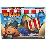 Wickie Spiel Hart am Wind