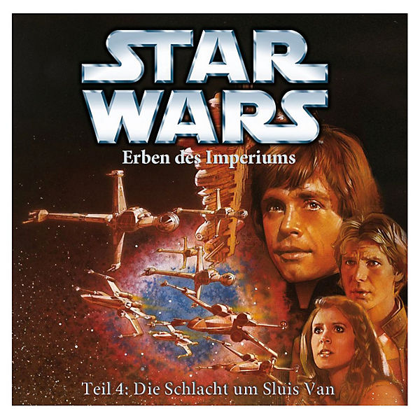 CD Star Wars-Erben Des Imperiums 04