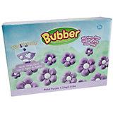 Масса для лепки Bubber, WABA FUN, 1200 гр. фиолетовый