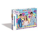 Puzzle - 250 Teile - Violetta: Tomas & Leon