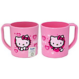 Пластиковая чашка (350мл), Hello Kitty