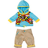 BABY born Puppenkleidung Boys brown pants