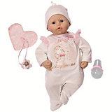 Кукла с мимикой, 46 см, Baby Annabell