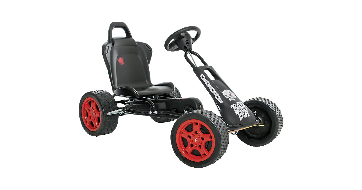 Go-Cart Cross Runner schwarz