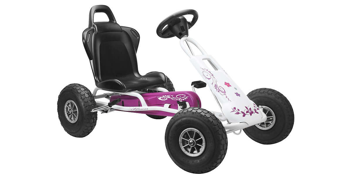 Go-Cart Air Runner, flower lila