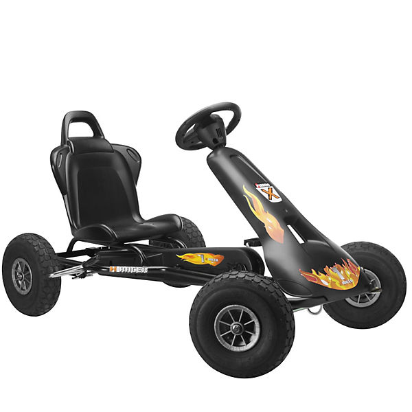 Ferbedo Go-Cart Air Racer, black