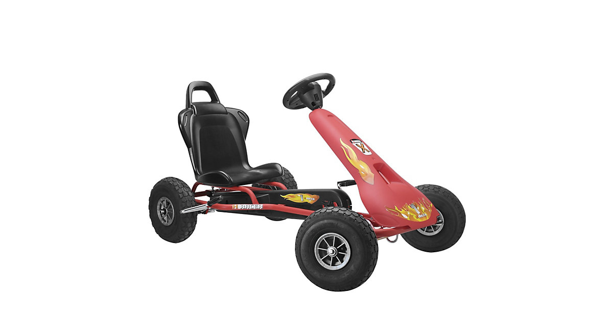 Go-Cart Air Racer, red rot