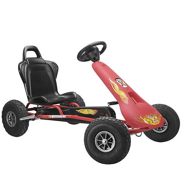Ferbedo Go-Cart Air Racer, red