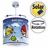 Solar Hängelampe rotierend Angry Birds
