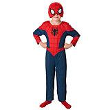 Kostüm 2in1 Ultimate Spiderman Wendekostüm