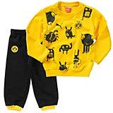 PUMA Borussia Dortmund Jogginganzug für Babys, gelb