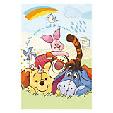 Fleecedecke Winnie the Pooh
