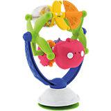 """Игрушка для стульчика """"Музыкальные фрукты"""", Chicco"""