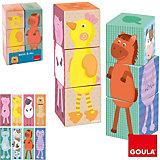 GOULA Stapelpuzzle Match & Mix