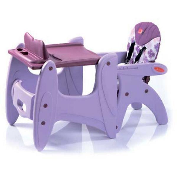 Стульчик-трансформер Magic, Jetem, лиловый