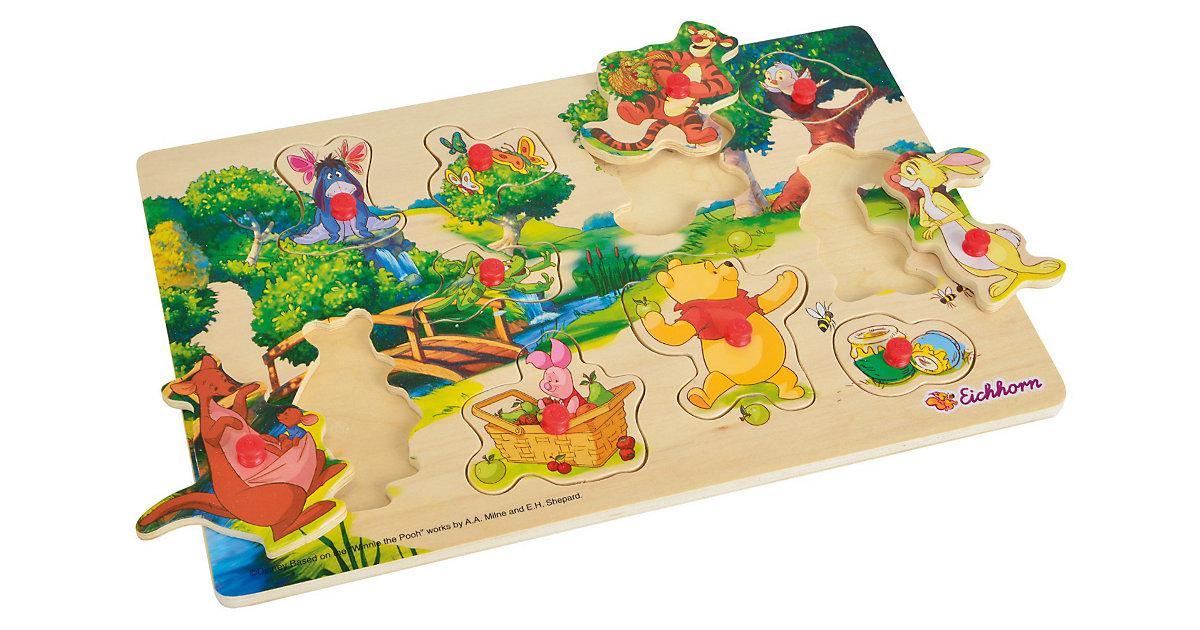 Winnie Pooh Figuren Puzzle