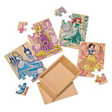 Disney Princess Puzzle Box