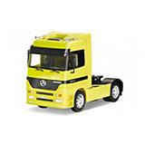Модель грузовика 1:32 Mercedes-Benz Actros, Welly