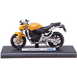 Модель мотоцикла 1:18 Honda Hornet, Welly