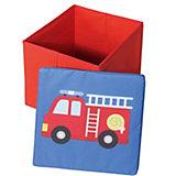 Sitzhocker Feuerwehr