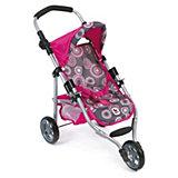 Puppenwagen Jogger LOLA, pink