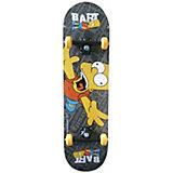 Simpson Skateboard