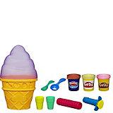 Игровой набор Контейнер с мороженым, Play-Doh